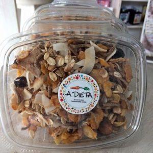 granola a dieta comidas típicas do uruguai