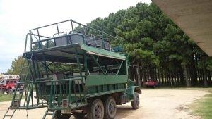 caminhão cabo polonio no Uruguai
