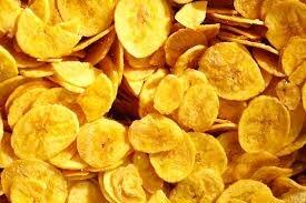 chips banana fatiado comida colombiana