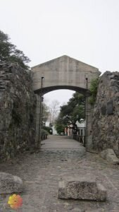 colonia do sacramento porta ciudadela