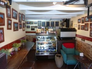 comida colombiana cafe del mundo entrada
