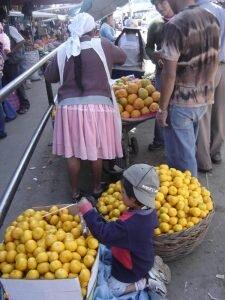 mercado de la Cancha