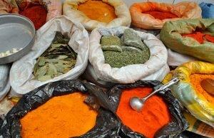 mercado potosi especiarias