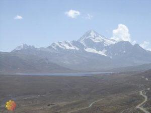 vista chacaltaya