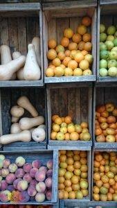 o que fazer em montevidéu frutas