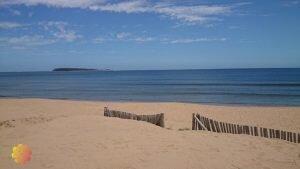 o que fazer em punta del este praia deserta