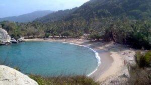 parque tayrona praia de cima