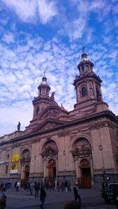 catedral em santiago
