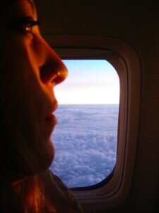 potosi janela aviao