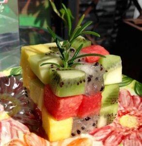restaurante colombiano innovo frutas