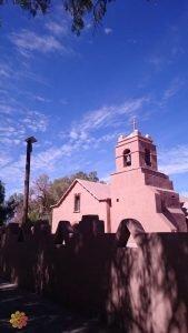 igreja deserto de atacama