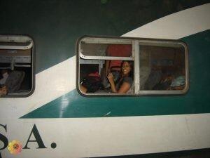 foto trem da morte