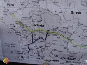 mapa trem da morte