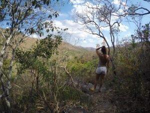 trilha alto paraíso