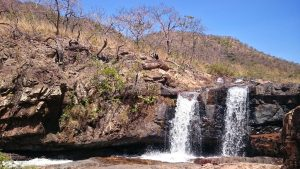 salto do itquira cachoeira