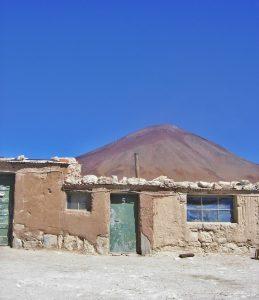 alojamento no deserto de uyuni