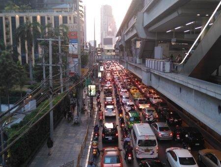 Transporte em Bangkok, qual o melhor meio para se locomover?