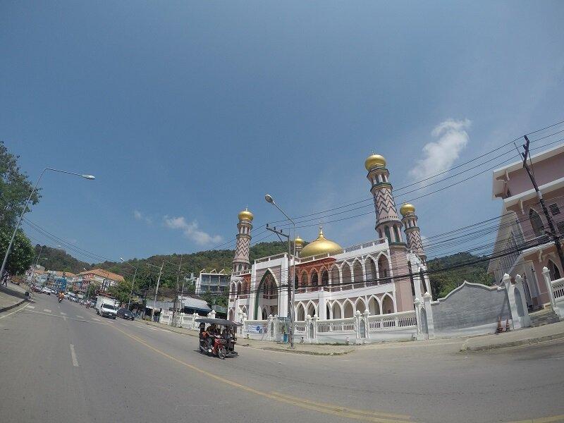 mesquita ao nang