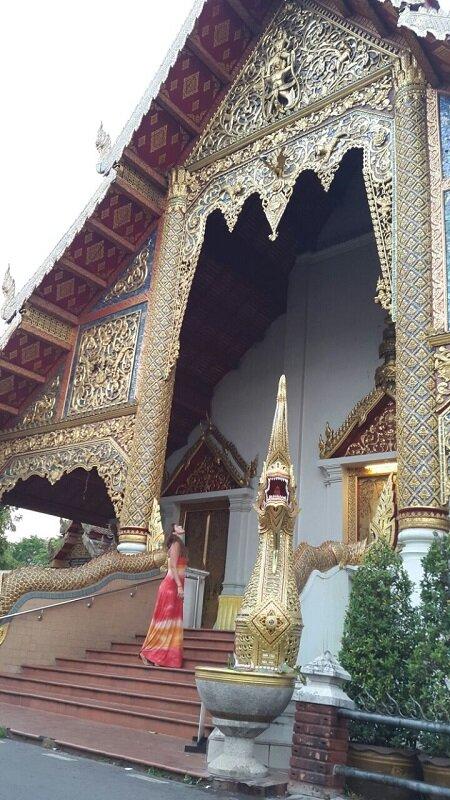 viagem na Tailândia