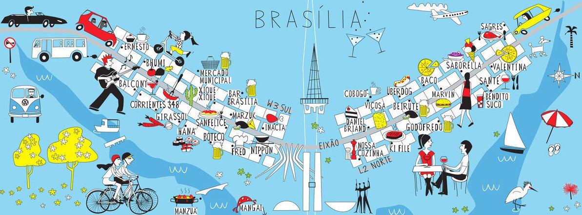 viajar em Brasília