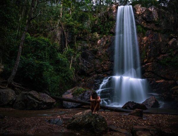 Cachoeira do Tororó – Linda e plena, ao lado de Brasília!
