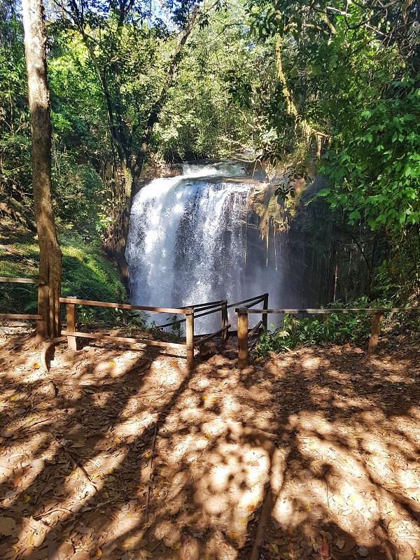 turismo de aventura em Goiás