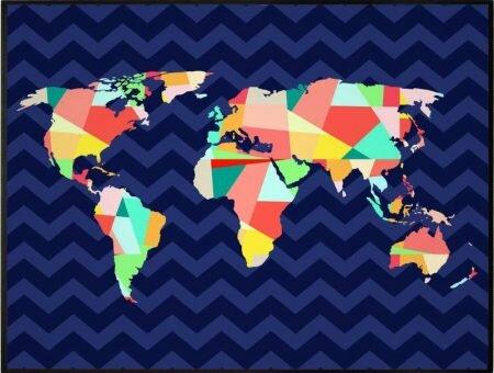 Você sabia que brasileiros podem entrar em mais de 100 países sem visto?!