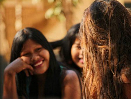 O que eu aprendi em uma aldeia indígena