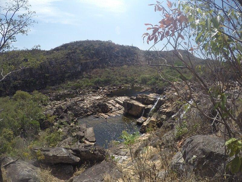 Cachoeira das Carioquinhas