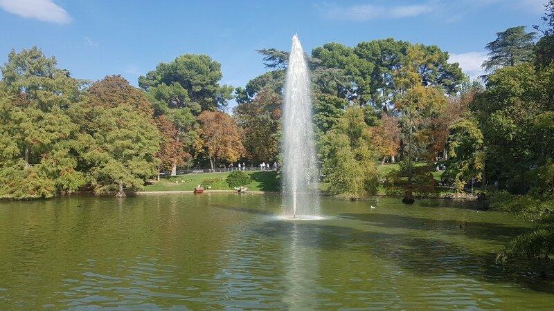 4 dias em Madrid