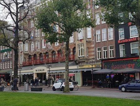 Conhecendo os famosos Coffeeshops de Amsterdam