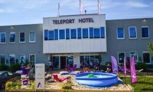 Saiba onde se hospedar em Amsterdam: Teleport Hotel