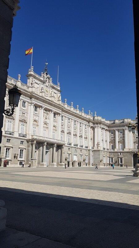 Madrid em 4 dias de roteiro