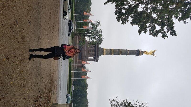 viagem em Berlim