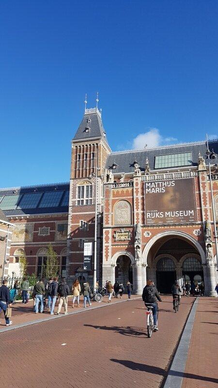 viagem para amsterdam
