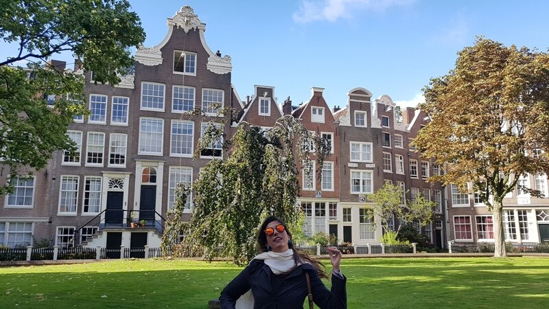 viagem na Holanda