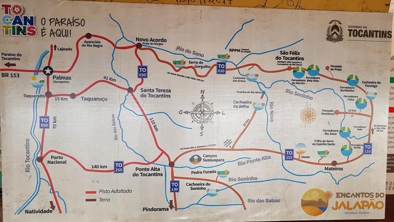 viajar pelo Jalapão