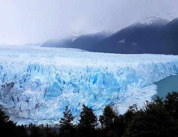 Conhecendo o Glaciar Perito Moreno em El Calafate, Argentina