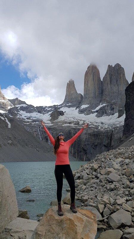 Trilhas no Chile