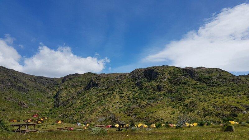 viagem no sul do Chile