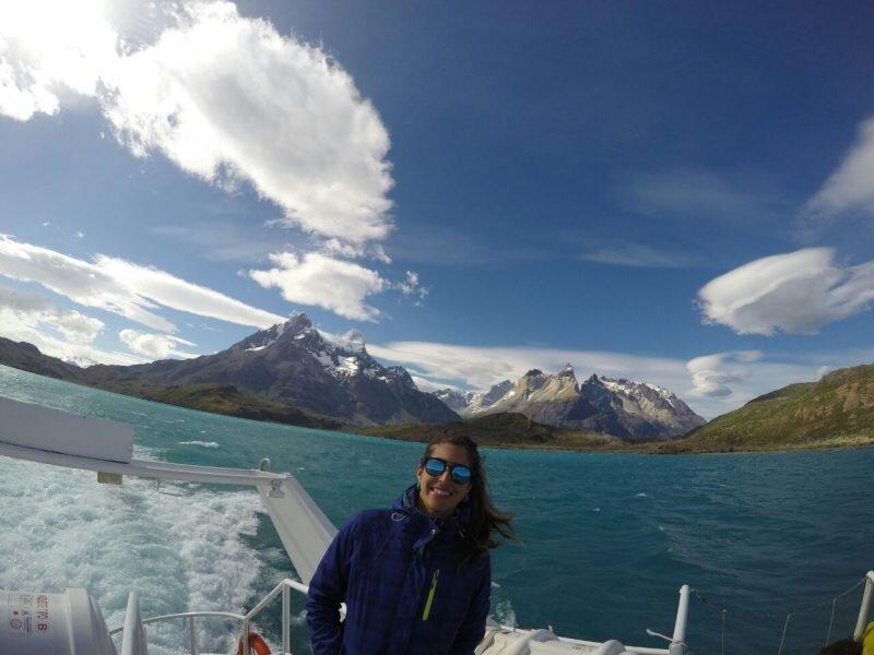 Viagem na Patagônia Chilena