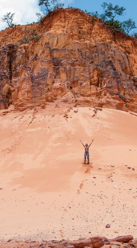 aurora do tocantins dunas