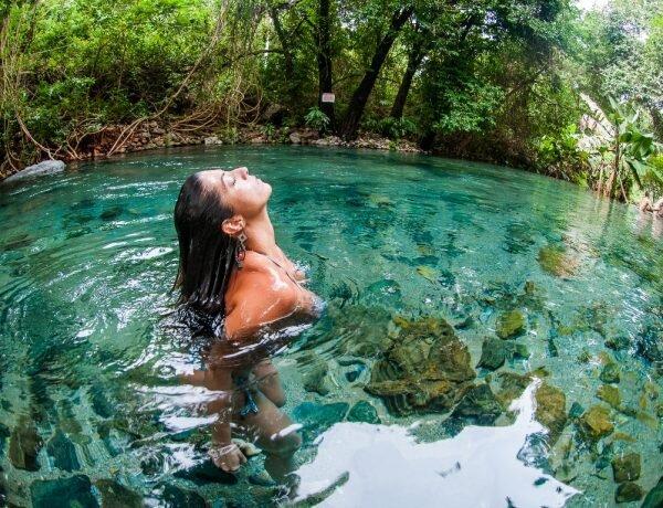 Aurora do Tocantins, mais um paraíso escondido no Brasil