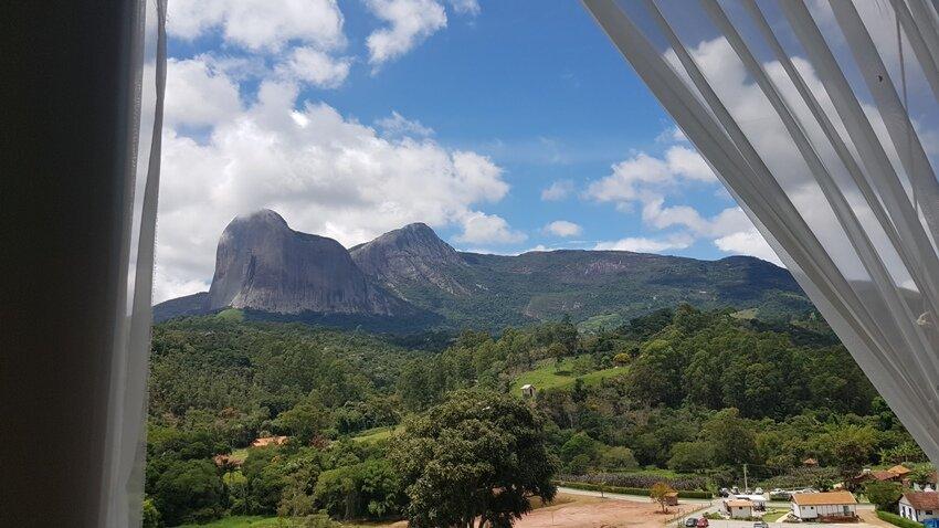 Parque Pedra Azul, no Espírito Santo