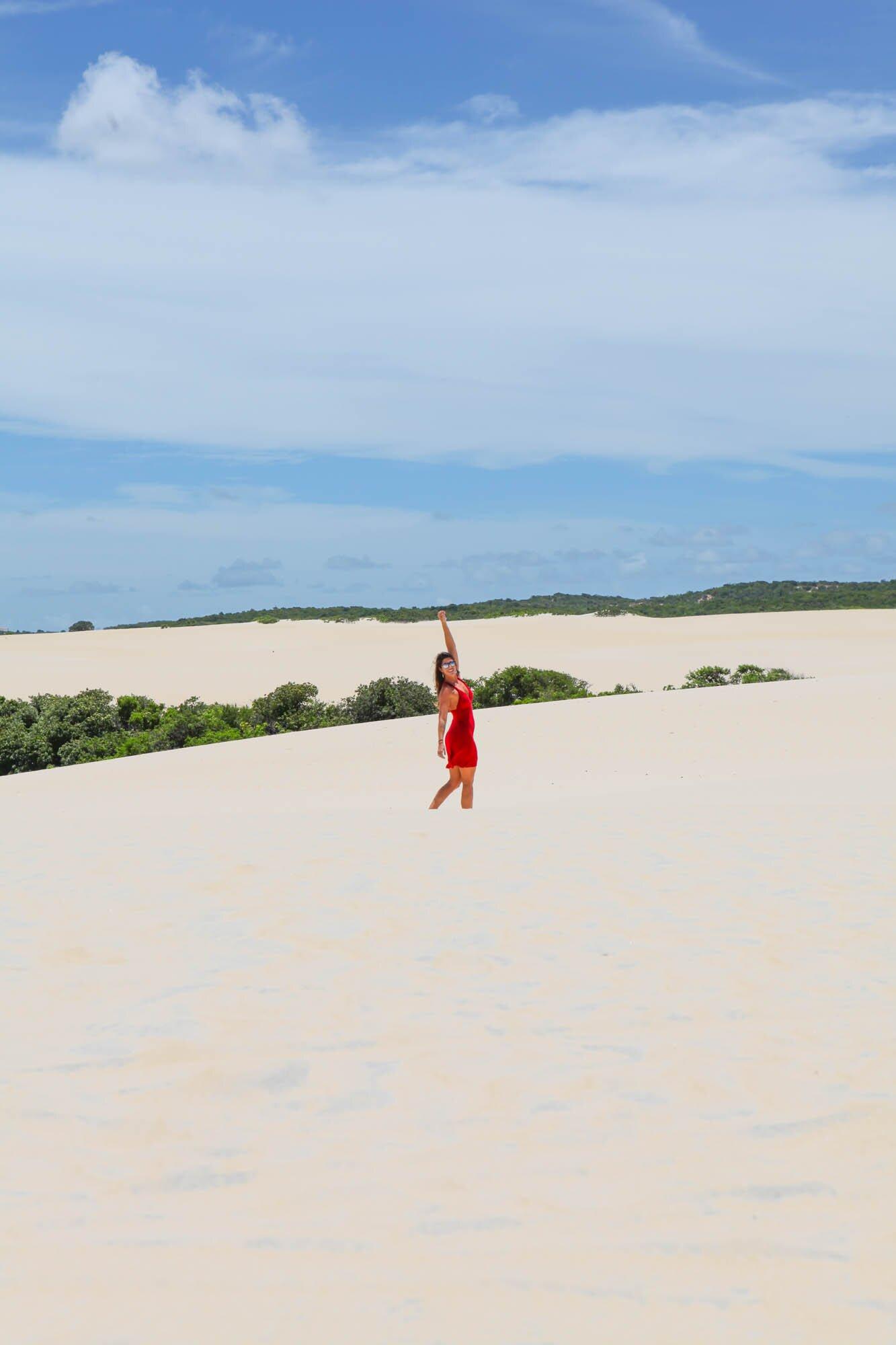 fim de semana em natal dunas