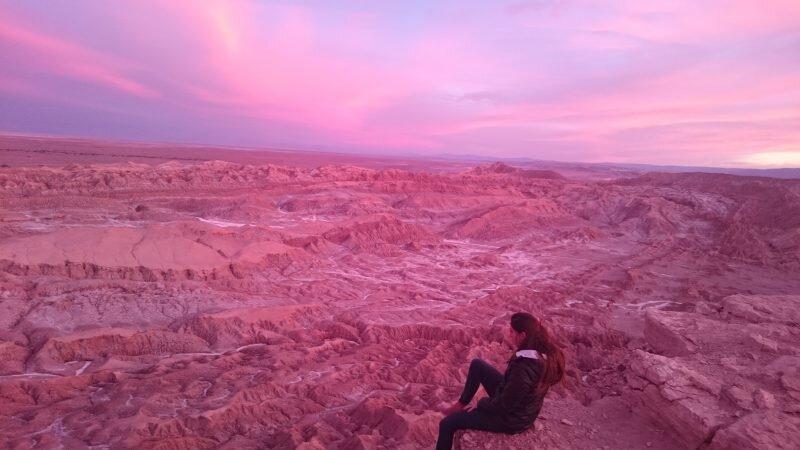 passeio no deserto do atacama
