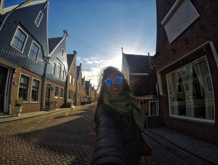 Bate e volta em Volendam, outro cantinho lindo ao lado de Amsterdam
