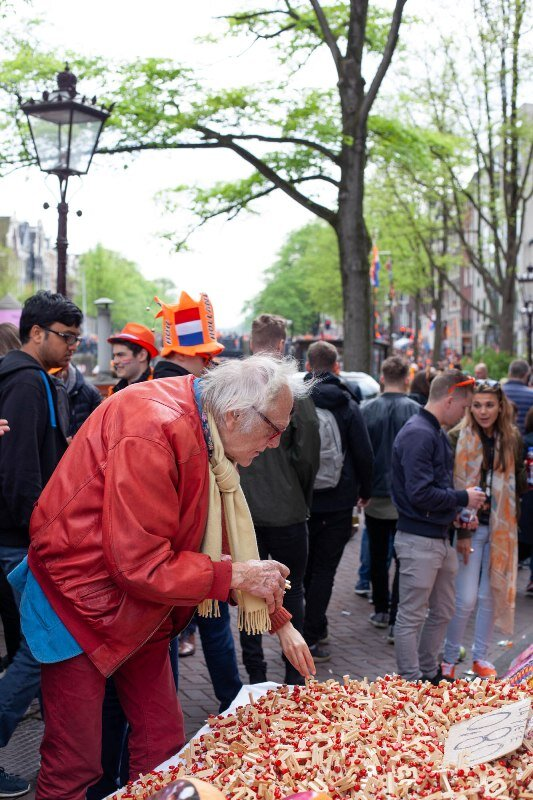 the king's day