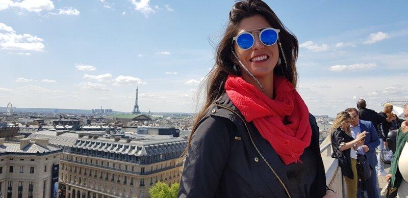 onde se hospedar em paris centro