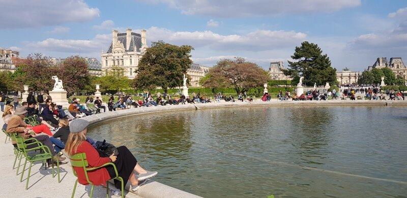 onde se hosepdar em paris museu louvre